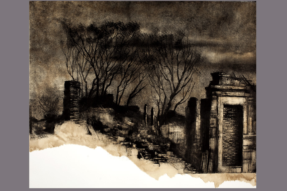 Monotype - Avant-poste - Gerard Jan